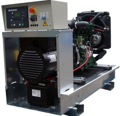 Дизельный генератор Lister Petter LWA 27/LLD 250