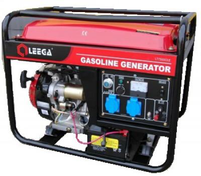 Бензиновый генератор Leega LT 6500 CLE с АВР