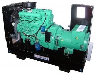 Дизельный генератор MingPowers M-W1000E