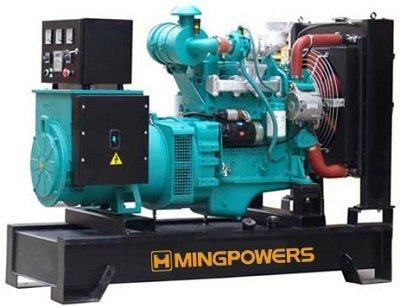 Дизельный генератор MingPowers M-C138 с АВР