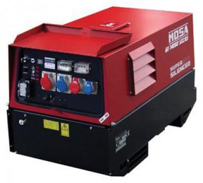 Дизельный генератор Mosa GE 14000 SXC/GS EAS