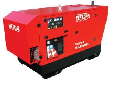 Дизельный генератор Mosa GE 15 PSX EAS