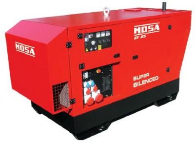 Дизельный генератор Mosa GE 165 PSX EAS
