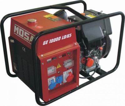 Дизельный генератор Mosa GE 10000 LD/GS
