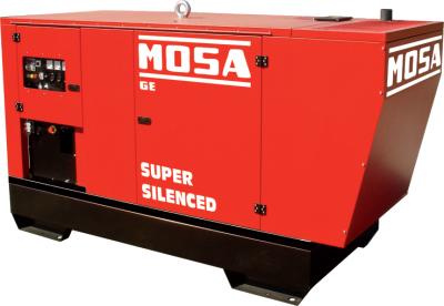 Дизельный генератор Mosa GE 225 VSX