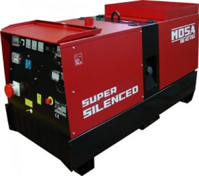 Дизельный генератор Mosa GE 40V SX-EAS