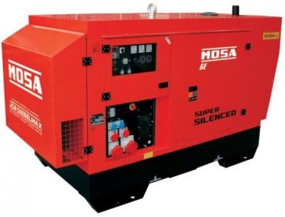 Дизельный генератор Mosa GE 65 JSX EAS