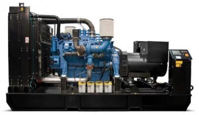 Дизельный генератор Energo ED 1370/400MTU