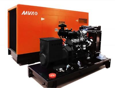 Дизельный генератор MVAE АД-100-400-С с АВР