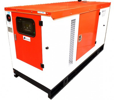 Дизельный генератор Азимут АД 320-Т400 в кожухе с АВР