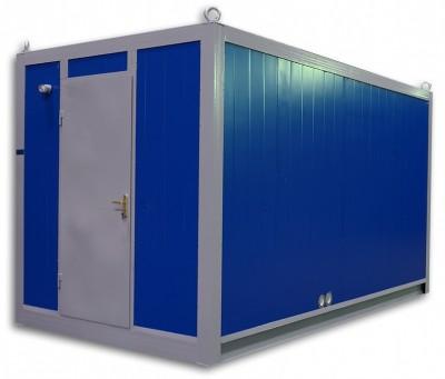 Дизельный генератор АМПЕРОС АД 300-Т400 P (Проф) в контейнере