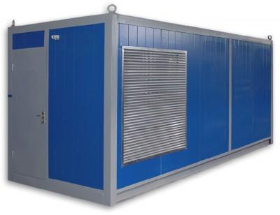 Дизельный генератор RID 500 S-SERIES в контейнере