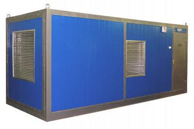 Дизельный генератор ТСС АД-400С-Т400-1РМ5 в контейнере с АВР