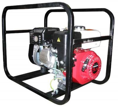 Бензиновый генератор Gesan G 5 TF H
