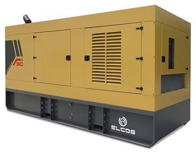 Дизельный генератор Elcos GE.PK.500/450.SS с АВР