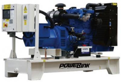 Дизельный генератор Power Link WPS27