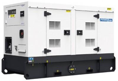 Дизельный генератор Power Link PP20S в кожухе с АВР