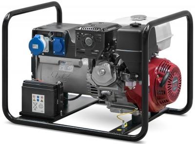 Бензиновый генератор RID RH 5001 E с АВР