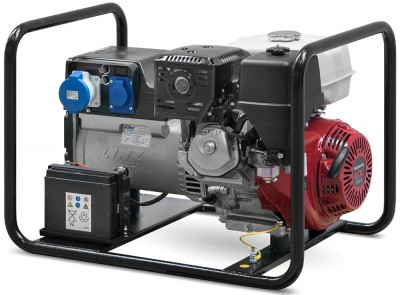 Бензиновый генератор RID RH 7001 E