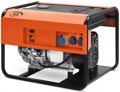 Бензиновый генератор RID RH 9540 ER