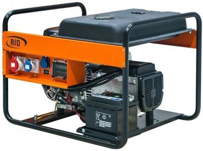 Бензиновый генератор RID RH 10000 E с АВР