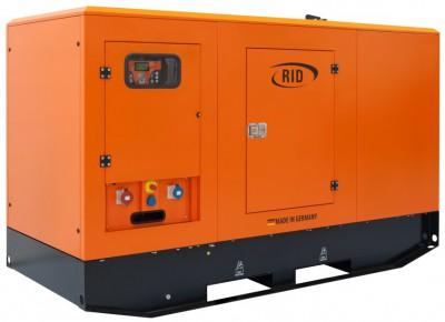 Дизельный генератор RID 130 C-SERIES S с АВР