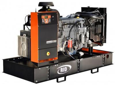 Дизельный генератор RID 100 S-SERIES с АВР