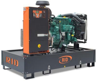 Дизельный генератор RID 150 V-SERIES