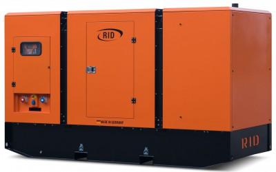 Дизельный генератор RID 150 C-SERIES S с АВР