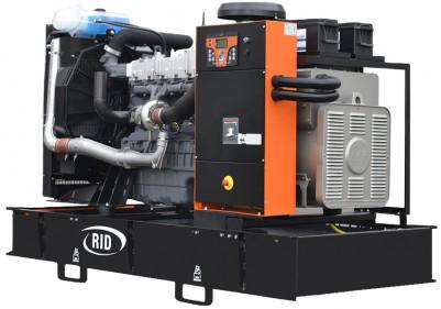 Дизельный генератор RID 250 B-SERIES с АВР