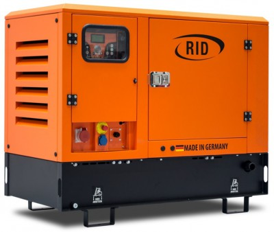 Дизельный генератор RID 8 E-SERIES S
