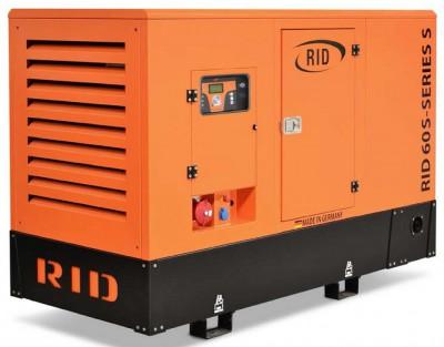 Дизельный генератор RID 60 E-SERIES S