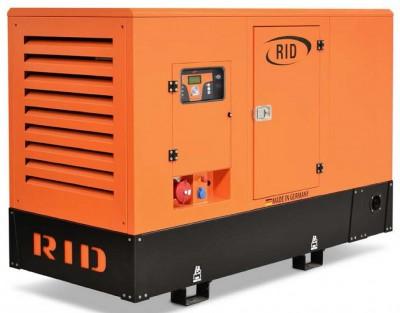 Дизельный генератор RID 60 C-SERIES S с АВР