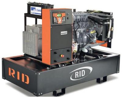 Дизельный генератор RID 80 C-SERIES с АВР