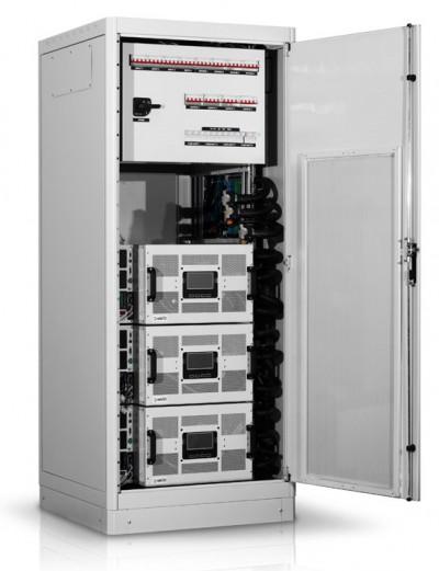 Источник бесперебойного питания Riello Cabinet GMI80T