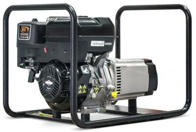 Бензиновый генератор RID RS 5001 E с АВР
