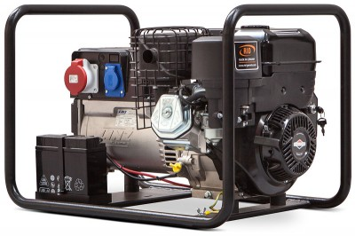 Бензиновый генератор RID RS 6000 E