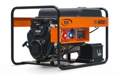 Бензиновый генератор RID RH 9000 E с АВР