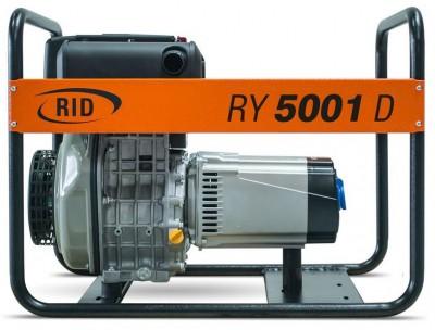 Дизельный генератор RID RY 5001 D