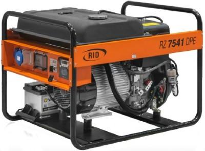 Дизельный генератор RID RZ 7541 DPE с АВР