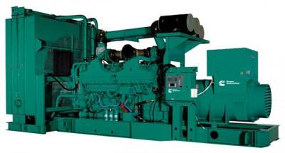 Дизельный генератор Cummins C3000D5 с АВР