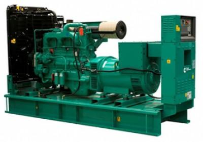 Дизельный генератор Cummins C440D5 с АВР