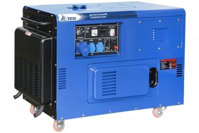 Дизельный генератор ТСС SDG 10000EHS3