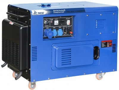 Дизельный генератор ТСС SDG 12000EHS