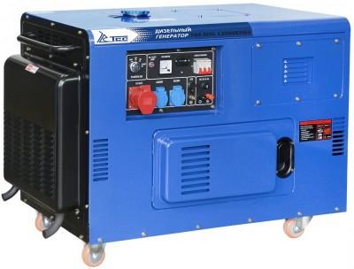 Дизельный генератор ТСС SDG 12000EHS3