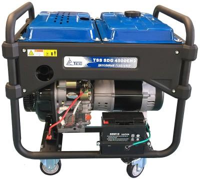 Дизельный генератор ТСС SDG 4500EH3 с АВР