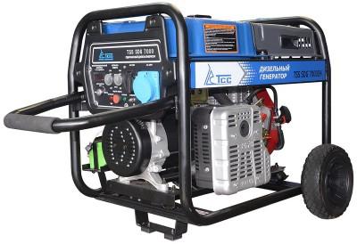 Дизельный генератор ТСС SDG 7000 EH