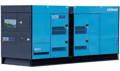Дизельный генератор Airman SDG800S