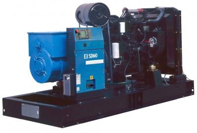 Дизельный генератор SDMO D330 с АВР