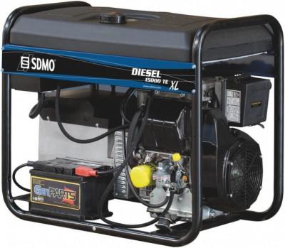 Дизельный генератор SDMO Diesel 15000 TE XL C AUTO
